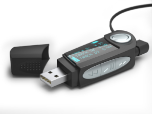 3D Visualisierung - USB Stick